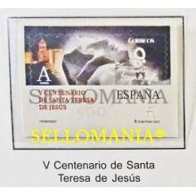 2015 V CENTENARIO SANTA TERESA DE JESUS EDIFIL 4930 ** MNH GIAN BERNINI  TC20468
