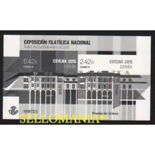 2015 EXFILNA CASCO ANTIGUO AVILES ASTURIAS EDIFIL 121 PRUEBA OFICIAL     TC20483