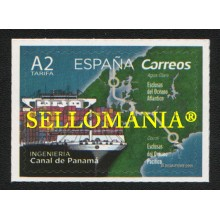 2019 INGENIERIA ENGINEERING CANAL PANAMA CANAL OCEAN SHIP BOAT   ** MNH TC22518