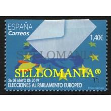 2019 ELECCIONES PARLAMENTO EUROPEO ELECTIONS EUROPEAN PARLIAMENT ** MNH TC22538