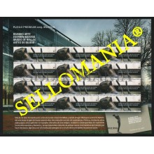 2019 MUSEO BELLAS ARTES BILBAO MUSEUM PLIEGO PREMIUM SHEET   ** MNH TC22565