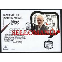 2019 FORGES ANTONIO FRAGUAS HUMOR GRAFICO GRAPHIC HUMOUR SPD FDC TC22599