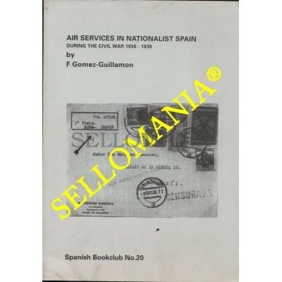 CORREO AEREO ZONA NACIONAL 1936 - 1939 GOMEZ GUILLAMON GUERRA CIVIL WAR  TC22778