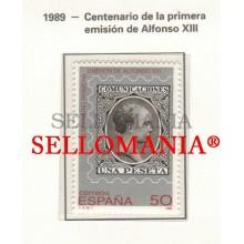 1989 CENTENAIRE CENTENARY ALFONSO XIII STAMP TIMBRE 3024 MNH ** TC22867 FR
