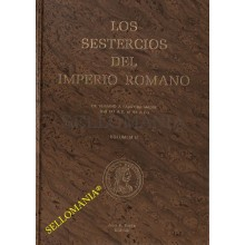 SESTERCIOS IMPERIO ROMANO ADRIANO A FAUSTINA MADRE 117 d.C. AL 161 d.C TOMO II