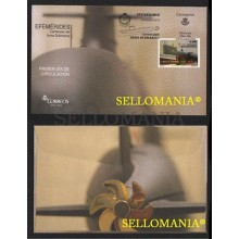 2015 EFEMERIDES CENTENARIO ARMA SUBMARINA EDIFIL 4951 SPD FDC   S61  S81 TC20557