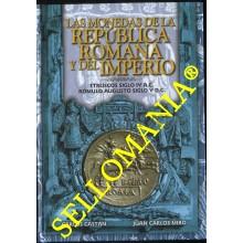 LAS MONEDAS DE LA REPUBLICA ROMANA Y DEL IMPERIO CARLOS CASTAN 2009 TC23661