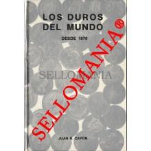 LOS DUROS DEL MUNDO DESDE 1870 JUAN R CAYON 1983 TC23664