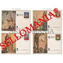 1975 ESPAÑA 75 ENTERO POSTAL MADRID PLAZA MAYOR ** MNH 107 /10 POSTCARD TC23156