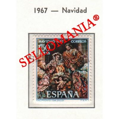 1967 SAN JOSE DE CALASANZ PRIEST SAINT JOSEPH CALASANZ  1838 ** MNH TC23288