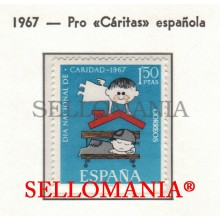 1967 PRO CARITAS NATIONAL CHARITY DAY GUARDIAN ANGEL  1801 ** MNH TC23298