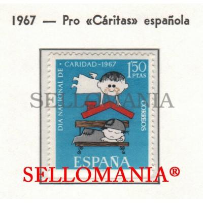 1967 PRO CARITAS NATIONAL CHARITY DAY GUARDIAN ANGEL  1801 ** MNH TC23298