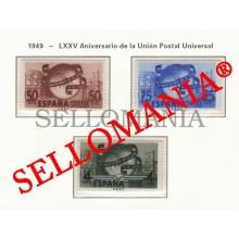 1949 UNION POSTAL UNIVERSAL UPU UNION POSTELELLE 1063 / 65 MNH ** TC23460 FR