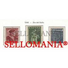 1946 ANTONIO NEBRIJA UNIVERSIDAD SALAMANCA DOMINICAN 1002 04 MNH ** TC23473 FR