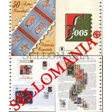 2005 CHRISTMAS NOËL NAVIDAD WEIHNACHTEN NATALE ANFIL DOCUMENTO 29  TC23567 FR