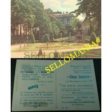 POSTCARD CARTE POSTALE PLACE DU PETIT SABLON KLEINE ZAVEL BRUXELLES BRUSSELS BRUSELAS BELGICA POSTAL CC04532 FR