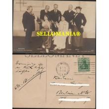 POSTKARTE DEUTSCHLAND 1915 SZENENTHEATER EIN WAFFENGANG BLUMENTHAL GERMANY ALEMANIA  CC05736 DE