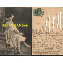 POSTKARTE DEUTSCHLAND 1911 HARZER ROLLER GERMANY ALEMANIA   CC05741 DE