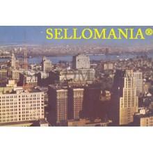 POSTCARD BENJAMIN FRANKLIN HOTEL DELAWARE PHILADELPHIA PENNSYLVANIA CC04998 USA