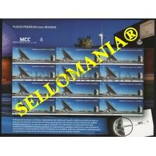 2020 MUSEO DE CIENCIA Y COSMOS TENERIFE GALAXY PLIEGO PREMIUM ** MNH   TC23692