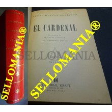 EL CARDENAL HENRY MORTON ROBINSON EDITORIAL KRAFT 1967 TC23749 A6C3