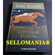 CUENTOS DE EVA LUNA ISABEL ALLENDE PLANETA DeAGOSTINI 2002 TC23751 A6C3