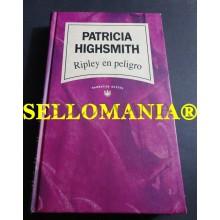 RIPLEY EN PELIGRO PATRICIA HIGHSMITH RBA EDITORES 1992 TC23753 A6C3