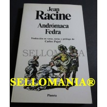 ANDROMACA FEDRA JEAN RACINE PLANETA 1982  TC23757 A6C3