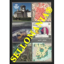 2020 INSTITUTO GEOGRAFICO NACIONAL NATIONAL GEOGRAPHIC INSTITUTE  ** MNH TC23709