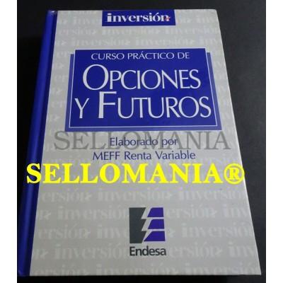 CURSO PRACTICO DE OPCIONES Y FUTUROS MEFF RENTA VARIABLE INVERSION TC23800 A6C2