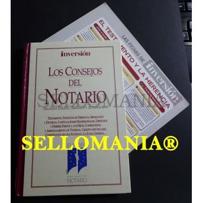 LOS CONSEJOS DEL NOTARIO Y FICHA TESTAMENTO Y HERENCIA INVERSION TC23802 A6C2