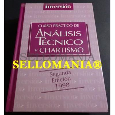 CURSO PRACTICO DE ANALISIS TECNICO Y CHARTISMO INVERSION 1998 TC23805 A6C2