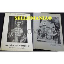 LOS LIRIOS DEL CARRASCAL RAFAEL SANUS AURA 1969 ALCOY ALICANTE TC23844 A5C1