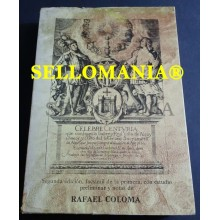 CELEBRE CENTURIA VILLA DE  ALCOY 1668 VICENTE CARBONELL FACSIMIL TC23848 A5C1