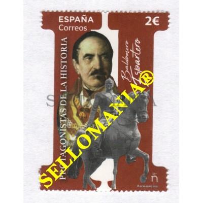 2020 BALDOMERO ESPARTERO PRINCIPE DE VERGARA MILITAR MILITARY  ** MNH TC23861