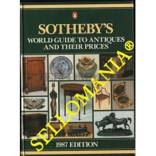 SOTHEBY'S WORD GUIDE TO ANTIQUES AND THEIR PRICES 1987 CATALOGO SUBASTAS PRECIOS