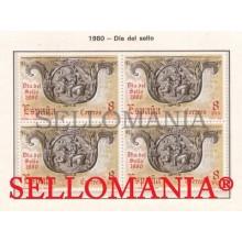 1980 CORREO A CABALLO MARCUS MOUNTED POSTMAN HORSES  2575 ** MNH B4 TC21591