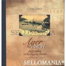 LIBRO 100 AÑOS EN LA TARJETA POSTAL CUDILLERO ASTURIAS EDICION 2004 A A PRENDES
