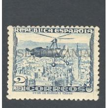 1935 AUTOGIRO LA CIERVA EDIFIL 689 ** MNH SERIE COMPLETA GYROPLANE       TC10028