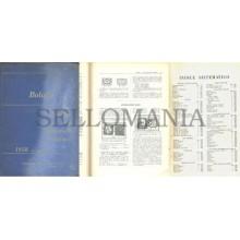BOLAFFI CATALOGO DEL FRANCOBOLLI ITALIANI 1958 III EDICIONE   SELLOS DE ITALIA