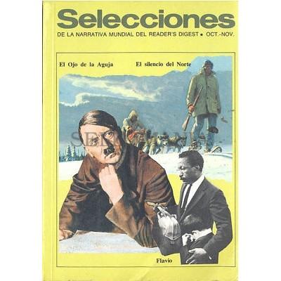 EL OJO DE LA AGUJA EL SILENCIO DEL NORTE FLAVIO READER'S DIGEST 79 TC12017 A6C1