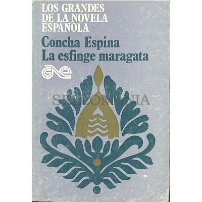LA ESFINGE MARAGATA EDICIONES FAVENCIA 1971 CONCHA ESPINA       TC12053 A6C1