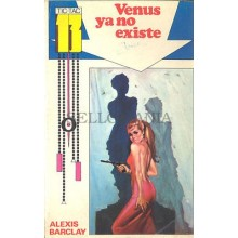 VENUS YA NO EXISTE ALEXIS BARCLAY COLECCION TIC TAC 13 EUREDIT 1969 TC12049 A6C1