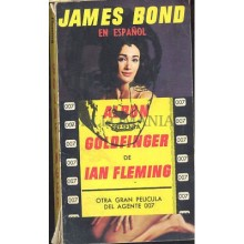 JAMES BOND AGENTE 007 GOLDFINGER IAN FLEMING EDITORIAL ALBON 1965   TC11999 A6C1