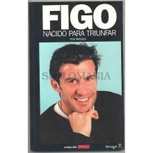 FIGO NACIDO PARA TRIUNFAR AUTOR TONI FRIEROS EDECASA 2000 SPORT     TC11333 A6C1