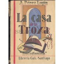 LA CASA DE LA TROYA ESTUDIANTINA ALEJANDRO PEREZ LUGIN GALI 1943    TC12020 A6C1