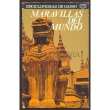 MARAVILLAS DEL MUNDO EDITORIAL DE GASSO 1969 PRIMERA EDICION        TC11291 A6C2