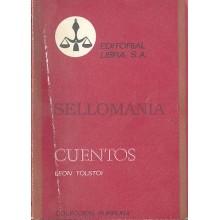 CUENTOS LEON TOLSTOI COLECCION PURPURA 97 LIBRA 1970 TC12013 A6C2