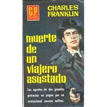 LA MUERTE DE UN VIAJERO ASUSTADO CHARLES FRANKLIN AÑO 1961 GP 174   TC12038 A6C2