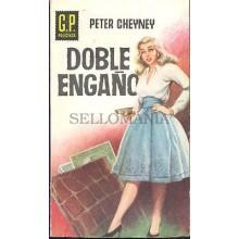 DOBLE ENGAÑO PETER CHEYNEY AÑO 1959 GP POLICIACA 105   TC12046 A6C2